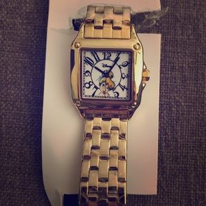Disney Jewelry - Tinker bell gold watch